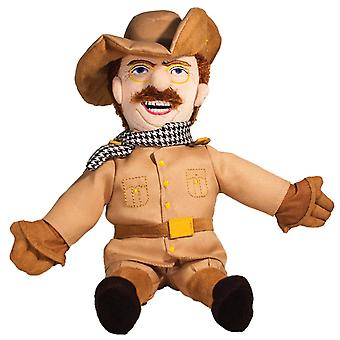 Plush - Little Thinker - Theodore Roosevelt New Gifts Toys Licensed 4342
