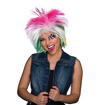 Bristol Novelty Womens/Ladies 80s Pop Icon Wig