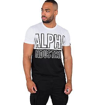 Ομάδα ' λφα-μπλουζάκι-Ανδρικά φανέλα