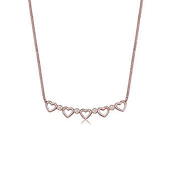 Diamore Silver Women's Pendant Necklace 0111951517_45