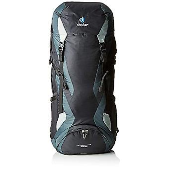 Deuter - Futura PRO 44 El Trekking Backpack - 76 x 34 x 27 cm - Color: Black/Granito