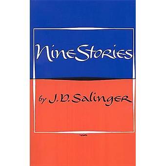 Nine Stories by J. D. Salinger - 9780316767729 Book