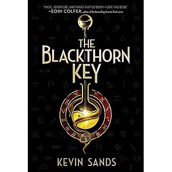 The Blackthorn Key by Kevin Sands - 9781481446525 Book