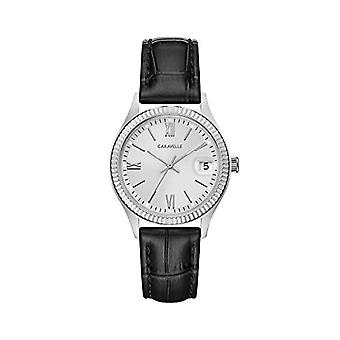 Caravelle New York Clock Donna Ref. 43M116