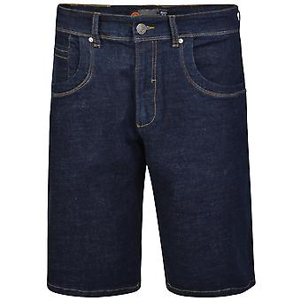 Kam Jeanswear Mens Benjamin Denim Shorts