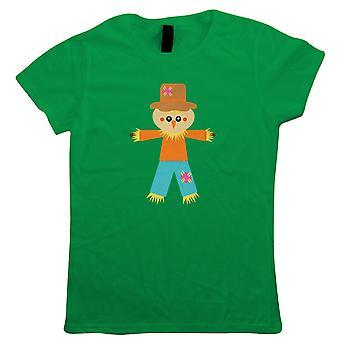 Vogelscheuche, Womens T-Shirt - Halloween-Geschenk Ihre Mutter