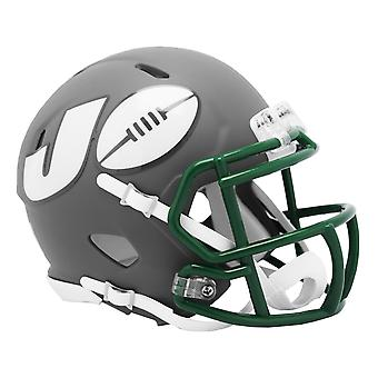 Riddell Speed Mini Football Helmet - NFL AMP New York Jets