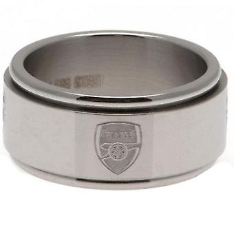 Arsenal Spinner Ring Large