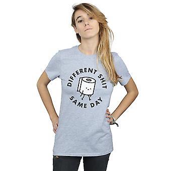 Jaco Haasbroek Women's Jaco Haasbroek Same Old Boyfriend Fit T-Shirt