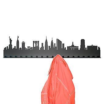 Garde-robe de villes rayon New York noir - 709 h