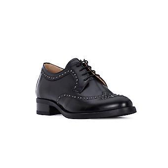 Sapatos de príncipe negro Nero giardini