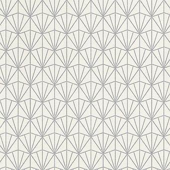 Modern Art Deco Trójkąty Tapety Rasch