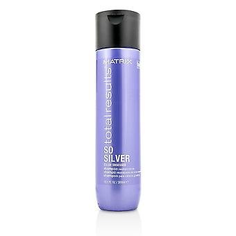 Matrix Total Results Color Obsessed So Silver Shampoo (for Enhanced Color) - 300ml/10.1oz
