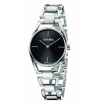 Calvin Klein K7L23141 Women's Dainty Collection Wristwatch Calvin Klein K7L23141 Women 's Dainty Collection Wristwatch