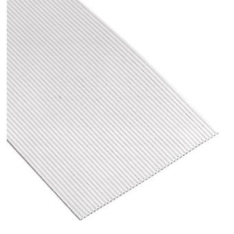 3M 7000058223 Ribbon cable Contact spacing: 1 mm 26 x 0.08 mm² Grey Sold per metre
