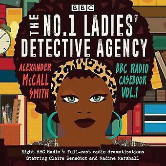 No.1 Ladies Detective Agency BBC Radio Casebook Vol.1 by Alexander McCall Smith