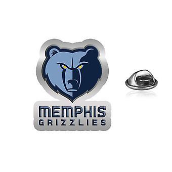 Fanatikere NBA pin merke jakkeslaget pin - Memphis Grizzlies