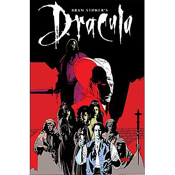 Bram Stokers Dracula Graphic Novel by Mike Mignola