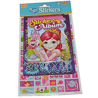 Princessstickers + Album