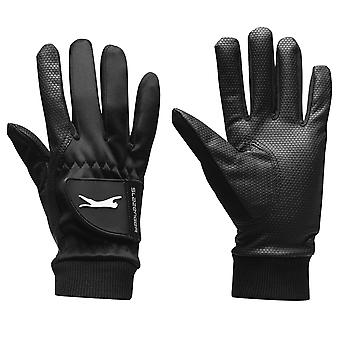 Slazenger Kinder Winter Golf Handschuhe Sport Zubehör
