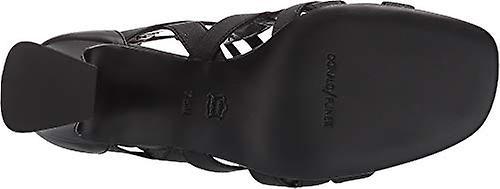 Donald J Pliner Womens Visto Fabric Open Toe Casual Ankle Strap Sandals A8V3r