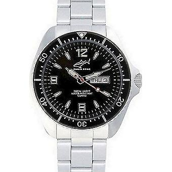 Chris Benz watch diver watch one CBO-S-MB-SW