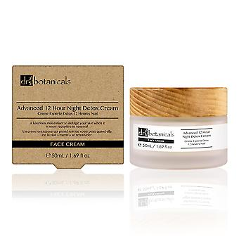 Advanced 12-hour night detox cream