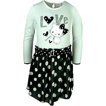 Rochie pentru fete Charmmy Kitty Hello Kitty cu mânecă lungă