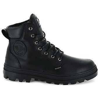 Palladium Pallabosse SC WP M 05938-010-M Men's Boots Black Sneakers Sports Shoes