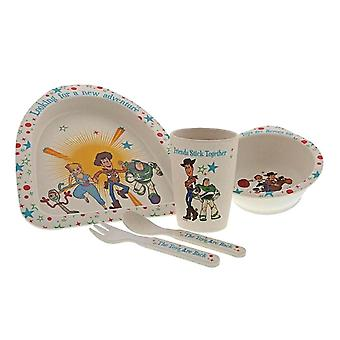 Toy Story 4 Bamboo Organic Dinner Set