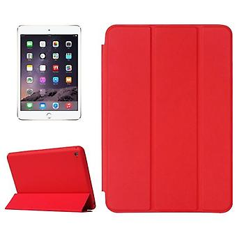 For iPad Mini 4 Case,Smart High-Quality Durable Shielding Cover,Red