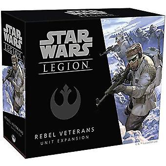 Star Wars Legion Rebel Veterans Unit Expansion Pack