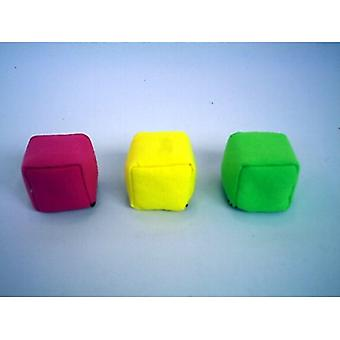 EVC-0015, Beanbags - Cube Ensemble de 3