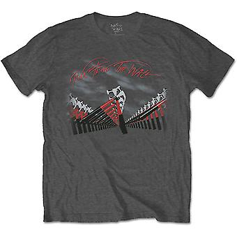Pink Floyd Il Muro Marching Hammers Ufficiale Tee T-Shirt Mens Unisex