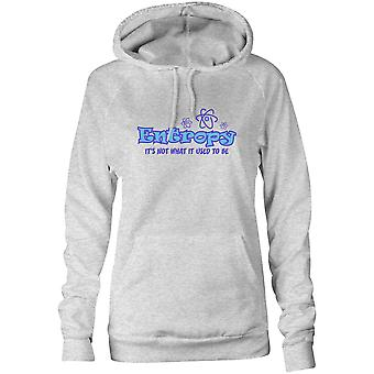 Womens Sweatshirts Hooded Hoodie- Entropy, It's Not What It Used To Be