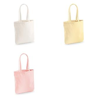 Westford Mill EarthAware Organic Cotton Spring Tote Bag (Pack of 2)