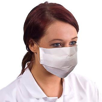 2 Ply paper Face Mask 100 Máscaras Suministradas