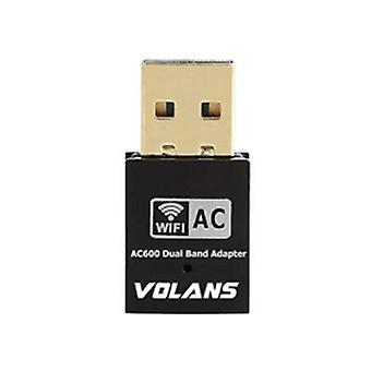 Volans Ac600 Wireless Dual Band Usb Adapter Usb 2 Interface