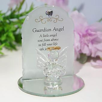 Widdop & Co. Thoughts Of You Angel Plaque - Guardian Angel