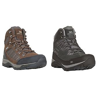Trespass Mens Chavez Mid Cut Hiking Boots