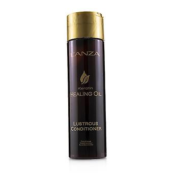 Lanza Keratin Healing Oil Lustrous Conditioner 250ml/8.5oz