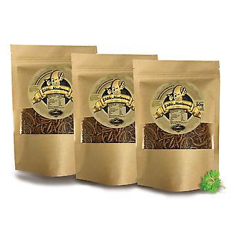 150 g eetbare meelwormen voor menselijke consumptie