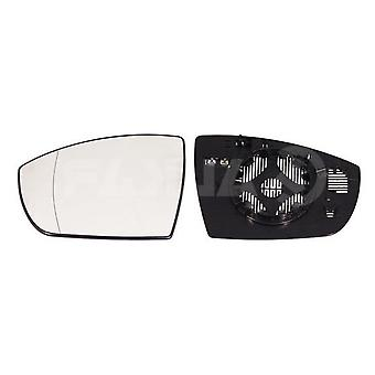 Left Passenger Side Mirror Glass (Heated) For Ford KUGA 2013-2017