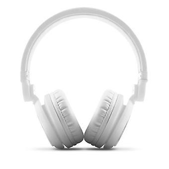Kuulokkeet ja mikrofoni Energy Sistem DJ2 426737 valkoinen