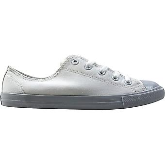 Converse Chuck Taylor All Star Dainty Ox White/Platnium 563475c Women's