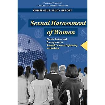 Sexual Harassment of Women - Climate - Culture - and Consequences in A