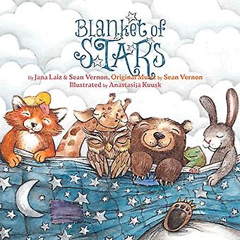 Blanket of Stars by Jana Laiz - 9780981491073 Book