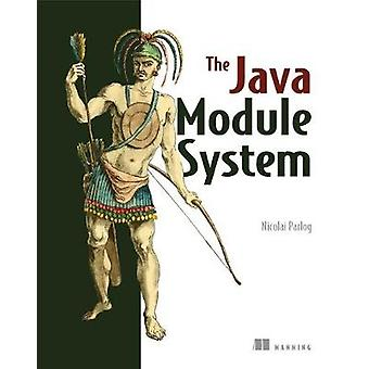 The Java Module System by Nicolai Parlog - 9781617294280 Book