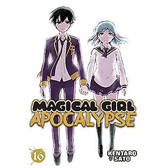 Magical Girl Apocalypse Vol. 16 by Kentaro Sato - 9781626929227 Book