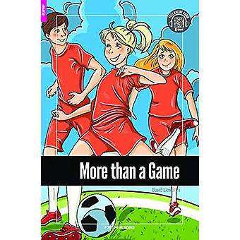 More than a Game - Foxton Reader Starter Level (300 Headwords A1) wit